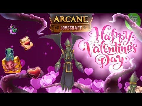 Arcane Legends ||❤❤ Evento Lovecraft Valentine 2018❤❤||
