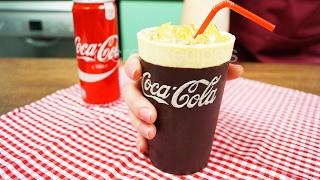 ТОРТ COCA-COLA. КАК СДЕЛАТЬ ШОКОЛАДНЫЙ СТАКАН КОКА-КОЛА | CAKE COCA-COLA