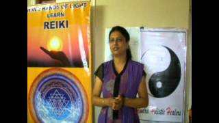 Reiki Workshop in Faridabad - Lvl-III (PART-1) Hindi