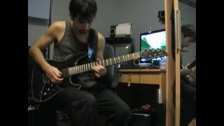 Avenged Sevenfold - The Wicked End cover with solo