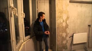 Экономия - нехорошая штука. Ремонт квартир в Красногорске(Мы сравниваем 2 балкона в разных квартирах. Какая оплата - такой результат. http://forcemontage.ru., 2014-02-13T09:45:55.000Z)