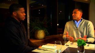Joe Johnson Talks About His Game Winner Against the Oklahoma City Thunder on Inside Stuff