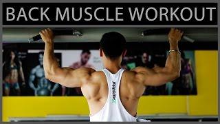 शरीर कसिलो कसरि बनाउने | Back Workout | Nepal Top Body Builder | Winner Fitness Competition