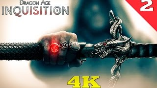DRAGON AGE INQUISITION 4K PC GAMEPLAY ►No.2◄ | 4K Video | 4x GTX 980 SC | ThirtyIR.com