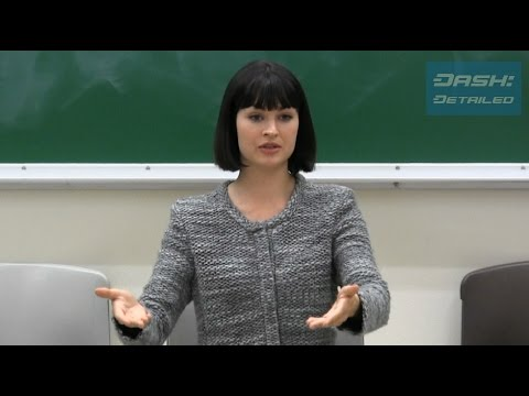 Bitcoin's Bubble vs. Dash's Killer App: Amanda B. Johnson at UNM