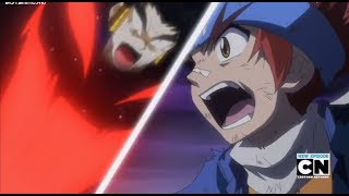 Ginka vs Rago AMV (Big bang Pegasus vs Diablo Nemesis) Final battle