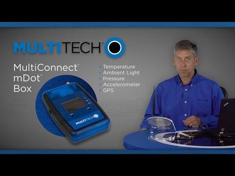 MultiTech MultiConnect® mDot™ Box