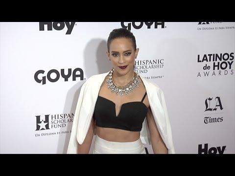 Sarah Mundo // Latinos de Hoy Awards 2015 Red Carpet Arrivals thumbnail