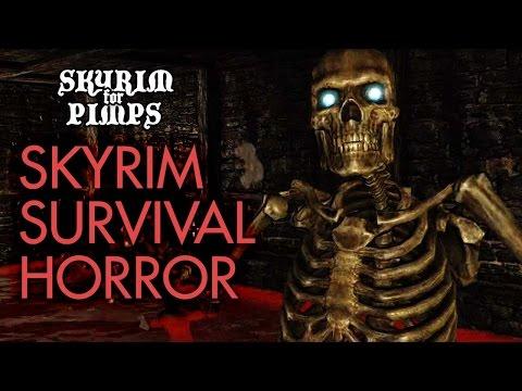 Skyrim For Pimps - Survival Horror Dungeon (S5E32) - Walkthrough