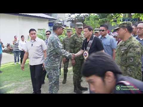 Panagtagbo Alang sa Kalinaw ug Kalambuan: An Indigenous Peoples (IPs) Leaders' Summit 2/1/2018