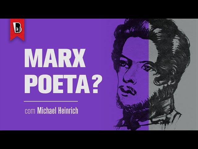 O projeto literário e poético do jovem Marx
