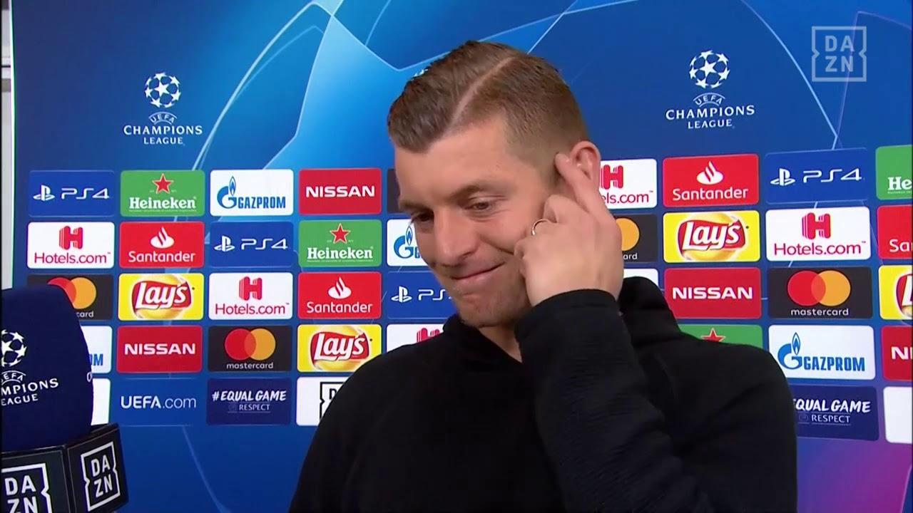 Toni Kroos Interview