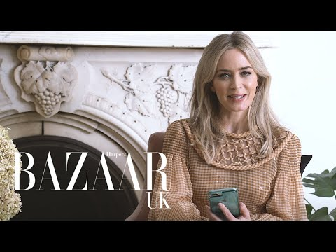 Emily Blunt tackles everyday scary situations