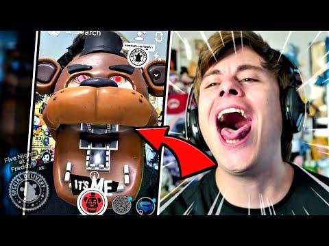 a-hilarious-new-fnaf-snapchat-filter-(fnaf-ar:-special-delivery-lens)