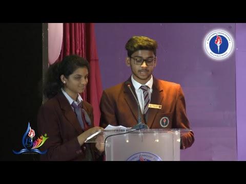 Birla Public School Logo Launch Live