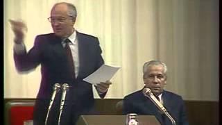 Первый Съезд народных депутатов СССР 25.05.1989: Начало