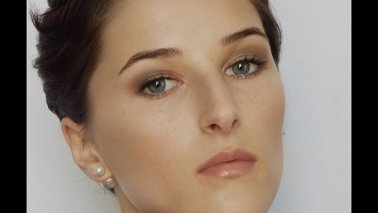 Jennifer Lawrence Dior Makeup Taupe Eye Tutorial Youtube