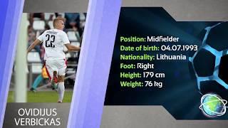 Ovidijus Verbickas | Highlights 2018