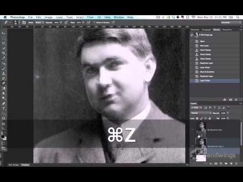 48  Пыль и царапины  Photoshop CS6