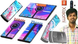Motorola Razr, Xiaomi Foldable Smartphone