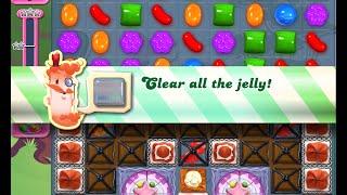 Candy Crush Saga Level 1143 walkthrough (no boosters)