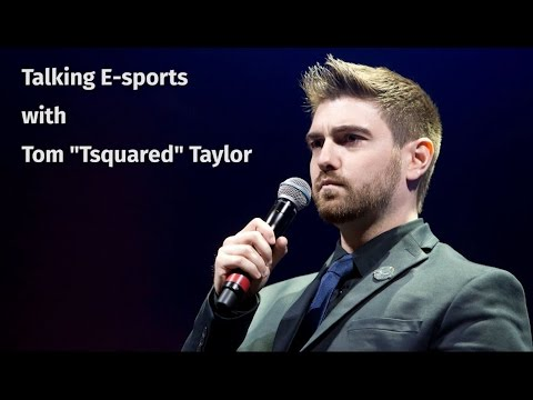 "Newegg Insider: Talking E-sports with Tom ""Tsquared"" Taylor"