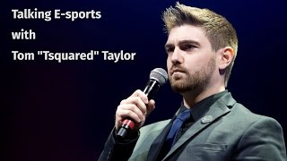 """Newegg Insider: Talking E-sports with Tom """"Tsquared"""" Taylor"""