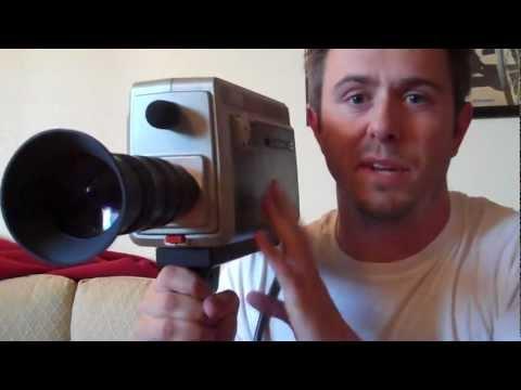 Old Skool Camera: RCA Color Video Camera CC 002