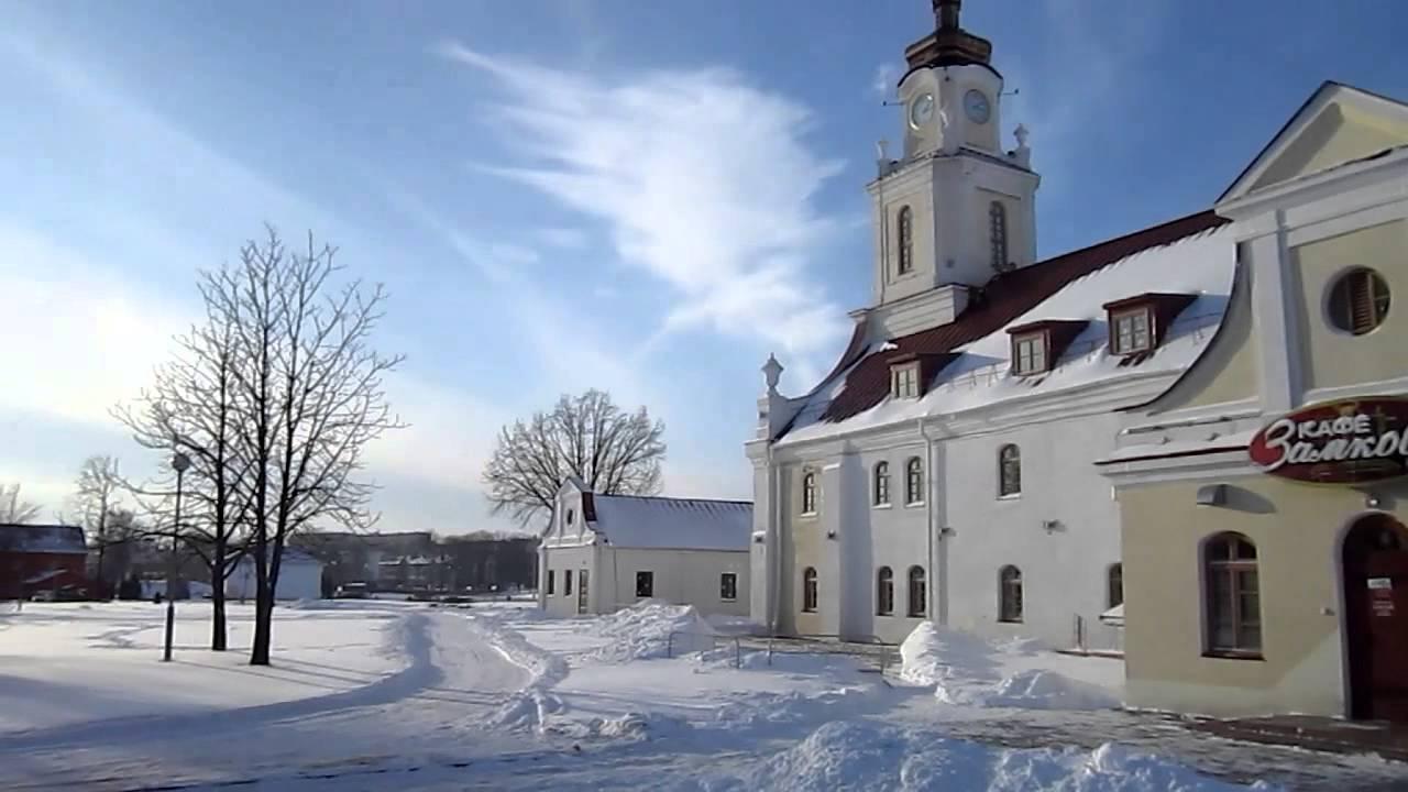 Winter Walk. Orsha, Belarus (Зимняя Прогулка. Орша ...