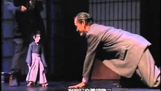 江戸糸あやつり人形 結城座 【乱歩・白昼夢】