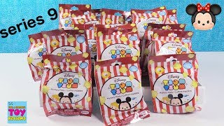 Disney Tsum Tsum Series 9 Mystery Pack Blind Bag Toy Review | PSToyReviews