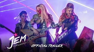 Jem And The Holograms - Official Trailer 2 (HD)