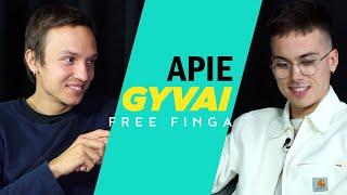 FREE FINGA: