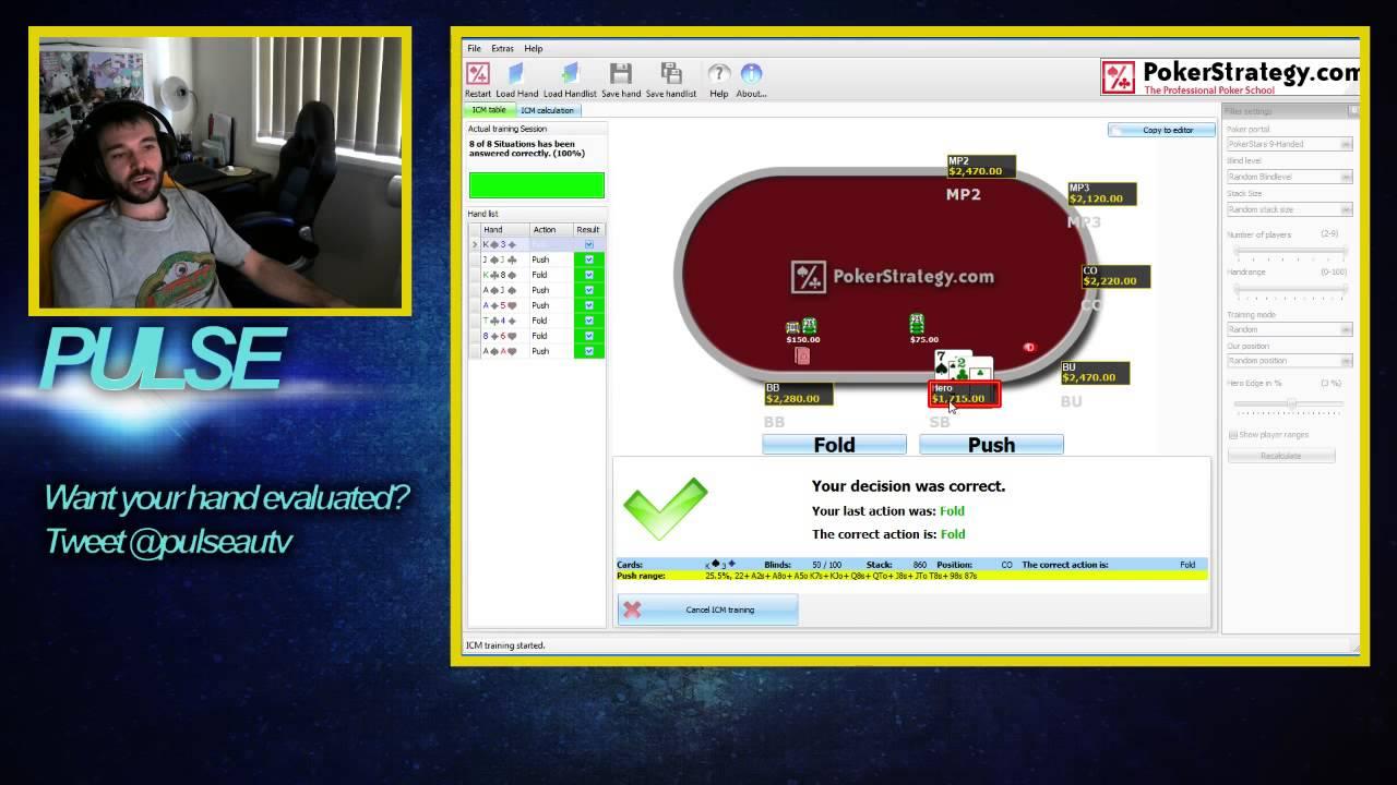 icm trainer pokerstrategy