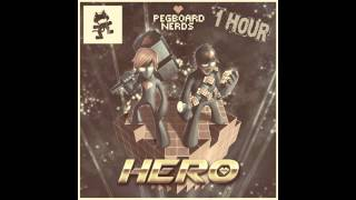 Pegboard Nerds ft. Elizaveta - Hero (1 Hour Mix)