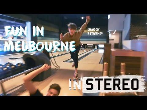 FUN IN MELBOURNE