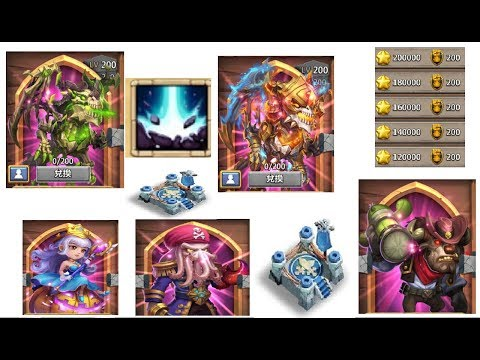 New Dragon EVENT Hero NEW ARENA New Skins Castle Clash