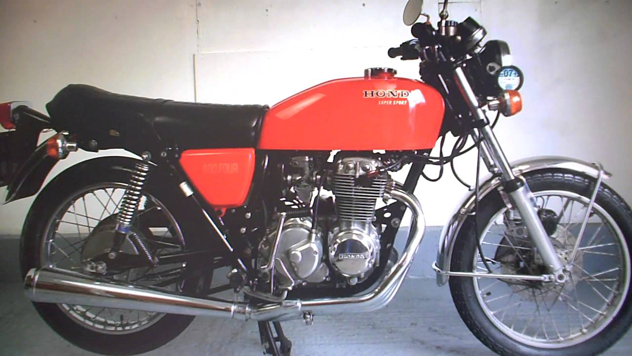 honda cb400/4 for sale 75p classic cafe racer (low cost delivery