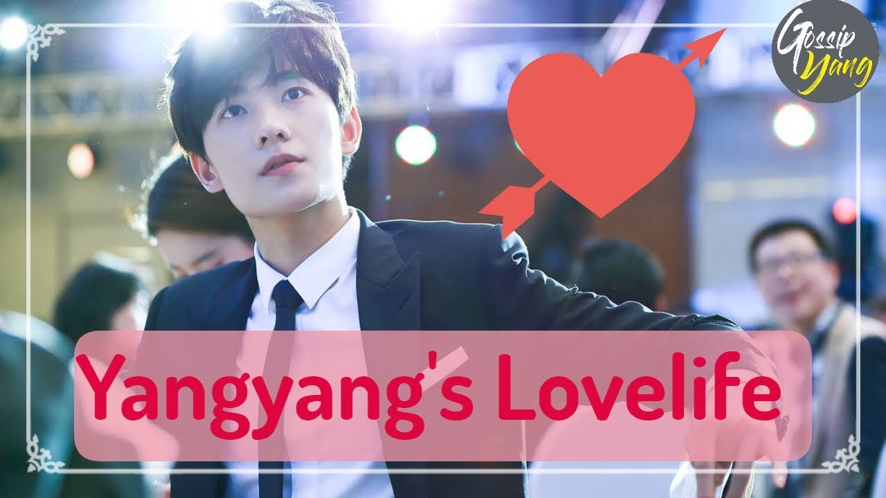 Yangyang S Ideal Type Of Woman Lovelife Youtube