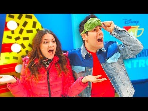 """ANDIAMO AL """"DISNEY CHALLENGE SHOW"""" PER LA PRIMA VOLTA!"""