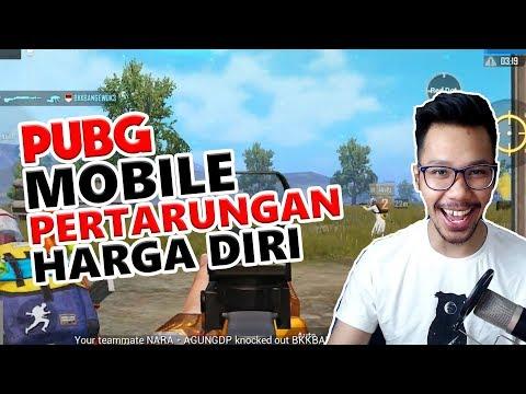 PERTARUNGAN HARGA DIRI SQUAD LAWAK - PUBG MOBILE INDONESIA