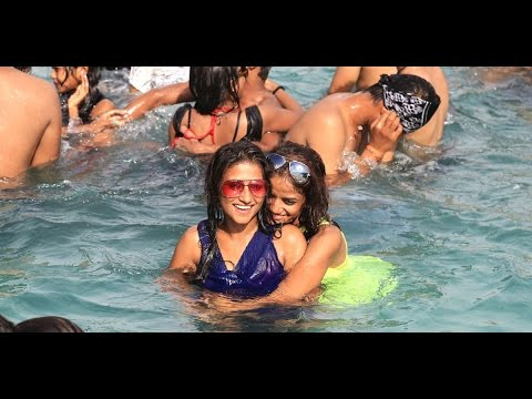 जयपुर में रॉयल पूल पार्टी