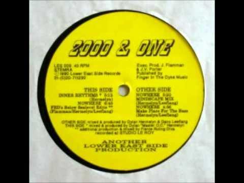 2000 & ONE - NOWHERE (MINDSCAPE MIX) 1990