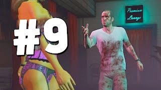 GTA 5 ПРОХОЖДЕНИЕ от ПЕРВОГО ЛИЦА! #9