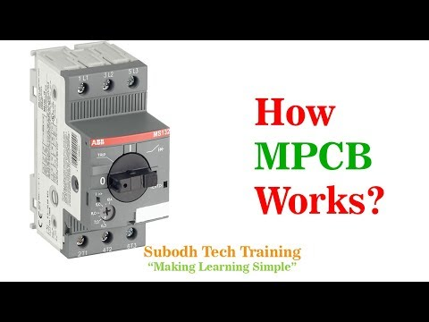How MPCB works? - Inside view and Explanation