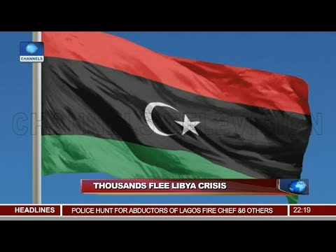 UN Condemns Air Strike Near Tripoli Airport In Libya 08/04/19 Pt.4 |News@10|