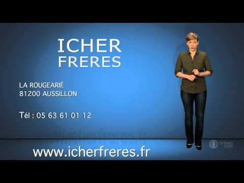 ICHER FRERES - Menuiserie Aluminium,Serrurerie,portails,volets Roulants,ferronnerie
