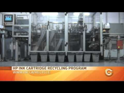 HP Ink Cartridge Recycling Program