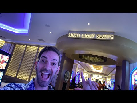 🔴 LIVE 🎰 NEW High Limit Room @ San Manuel Casino