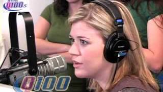 Baixar Q100 Atlanta - Kelly Clarkson on the Bert Show- PT6